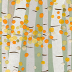 Birch Trees Collage